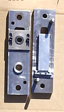Conrod Jig open with Blank